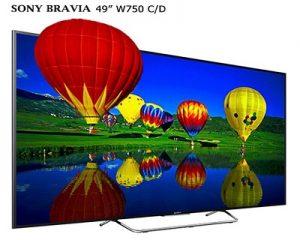 Sony Bravia KDL 49W750E
