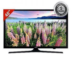 "Samsung 48"" J5200 Full HD LED Internet TV - Black"