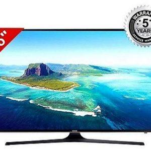 "Samsung 55"" KU6000 UHD 4K Smart LED TV - Black"