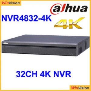 NVR 4832-4K